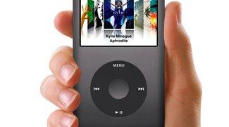 iPod classic überlebt Apple-Event unverändert
