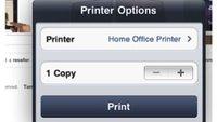 Apple-Pressemitteilung: AirPrint ab Oktober - HPs ePrint-Drucker von Haus aus kompatibel