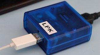 Light Peak: Intel präsentiert optische Schnittstelle auf IDF 2010