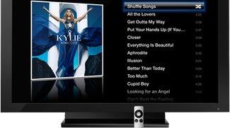 App Store für Apple TV: Andeutung von Steve Jobs