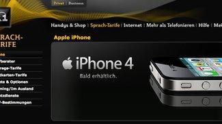 iPhone bei Telekom Austria A1: Infoseite verfügbar