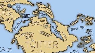 Willkommen in der Troll Bay: Eine Weltkarte der Online Communities