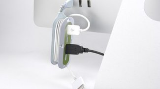 Quirky präsentiert USB-Hub mit Wickel-Funktion