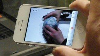 Weißes iPhone 4: Auf dem Apple Campus zu haben