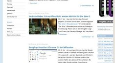 Google Chrome OS: Ein Release Candidate und eine Zukunftsvision