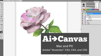 Adobe Illustrator Plug-in für den Export in HTML5 Canvas
