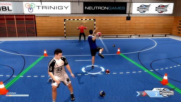 Handball Challenge Trainingscamp