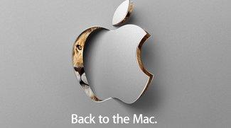 Gerücht: Benutzeroberfläche von Mac OS X 10.7 Lion mit iOS-Design-Elementen