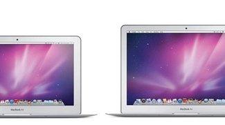 Ein mattes Display für das neue MacBook Air