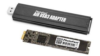 MacBook Air 11 Zoll - Speichererweiterung auf 256 GB in Handarbeit