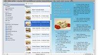 MacGourmet 3: Neue Oberfläche und Funktionen für den Mac-Koch