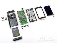 Materialkosten: Nokia N8 bei Display und Prozessor teurer als iPhone 4