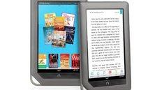 B&N Nook mit Farbdisplay fordert Amazons Kindle heraus