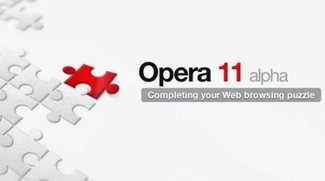 Opera 11 mit Erweiterungen und optionalem Flash auf Klick