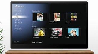 Google TV mit Apps und Inhalten von Amazon, Netflix und mehr