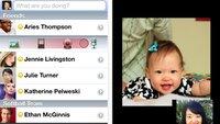 Yahoo Messenger 2.0 für iPhone unterstützt Videochats zu Desktop-Version