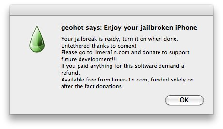 iOS 4 Jailbreak: limera1n für OS X verfügbar