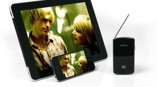 Tizi: Equinux präsentiert DVB-T-Hotspot fürs iPad