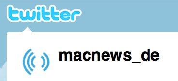 Altes geht, neues kommt: Neuer macnews.de-Twitter-Account