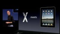 Apple OS X meets iPad