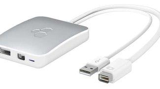 Adapter erlaubt Verbindung von LED Cinema Displays mit älteren Macs