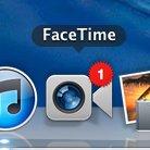 FaceTime für Mac benutzt Push