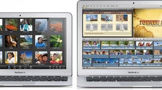 Zwei auf einen Schlag: Apples neue MacBook Air-Modelle