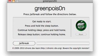 greenpois0n RC3: iOS 4.* Jailbreak für OSX veröffentlicht