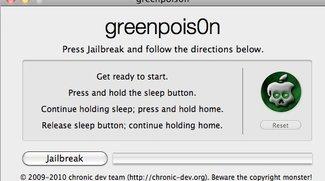 Greenpois0n nun auch für Mac OS X