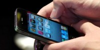 iPhone Benutzeroberfläche