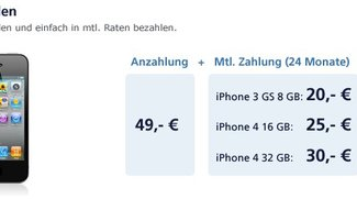 Ab 27. Oktober: iPhone 4 bei O2 &amp&#x3B; Vodafone in Deutschland, A1 &amp&#x3B; Drei in Österreich