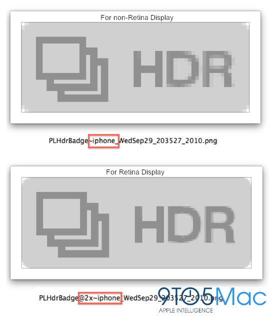 Tief im SDK: Bekommt auch 3GS HDR-Funktion?