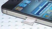 Für kommende iPhone-Generationen: Apple plant fix eingebaute Custom-Simcards