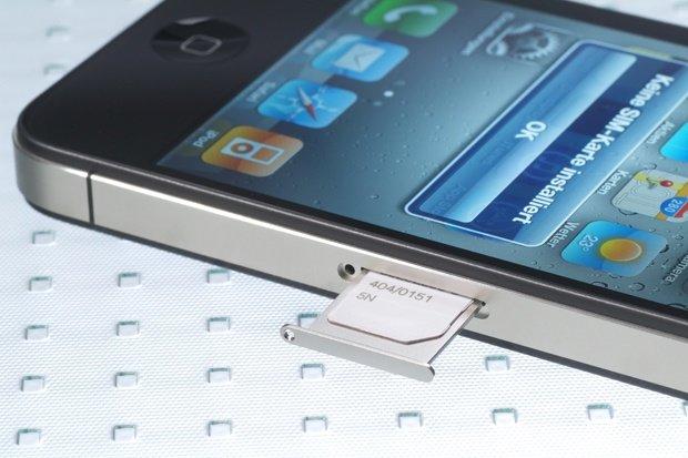 The Telegraph: Apple lässt bei iPhones von Embedded SIM Cards ab