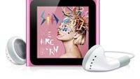 Apple iPod nano: Der Kleinste mit Touchscreen