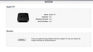 Jailbreak-Möglichkeit: Apple TV lässt sich über USB mit iTunes verbinden