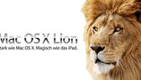 OS X 10.7 Lion: Inspiriert von iOS, inklusive Mac App Store