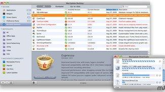 MacUpdate Desktop 5.0.5 unterstützt Browser-Plugins