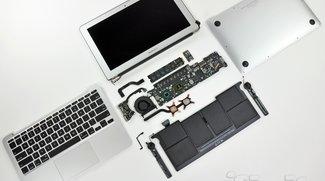 iFixit: Neues MacBook Air unter der Lupe
