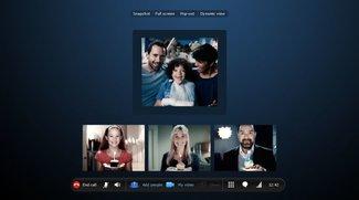 Skype 5 mit Video Gruppen-Chat: Mac OS X Version soll nachziehen
