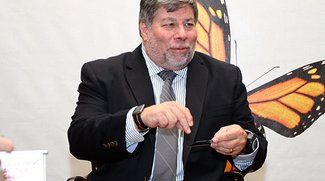 future.talk 2010: Steve Wozniak im Interview