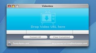 Videobox 3.2 lädt Silverlight-Videos und RTMP-Streams herunter