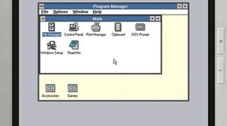 iDOS: DOS und Windows 3 für iOS