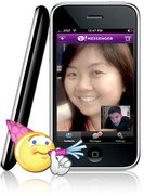 Konkurrent zu Facetime: Yahoo mit eigenem Video-Chat
