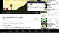 iOS 4.2: Apple reaktiviert AirPlay für iPad-YouTube-App
