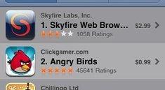 iPhone-Flash-Browser Skyfire wegen Andrangs nur häppchenweise