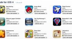 Mehr Spiele für iOS als für Konsolen in 25 Jahren