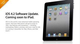iOS 4.2 erst nächste Woche: Verspäteter Release wegen WiFi-Bug