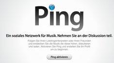 Ping: Apple plant Einstellung im Herbst