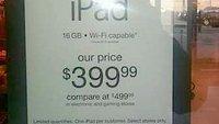 Black Friday naht: Preisnachlass auf iPad und Assassins Creed entdeckt
